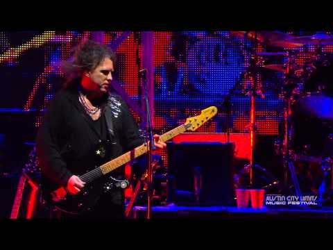 The Cure ACL 2013