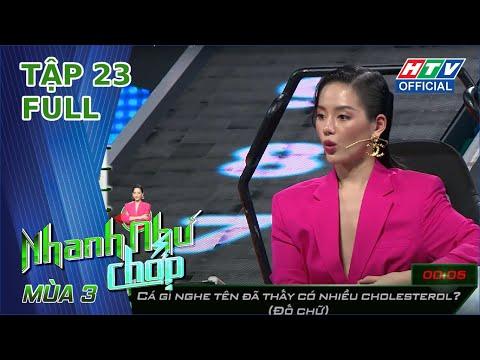 HTV NHANH NHƯ CHỚP 3 | Bi Long Vượt Mặt đàn Anh Chứng Minh Kiến Thức | #23 FULL | 27/2/2021