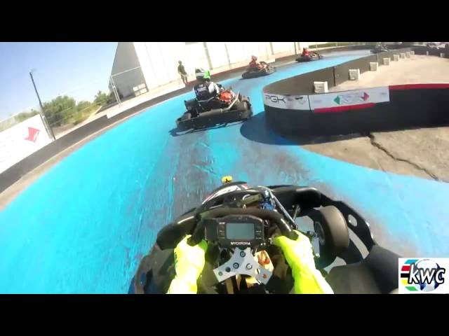 2016 KWC - Kart World Championship (Martinsicuro) Race 7