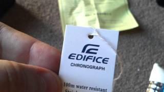 PriceAngels - CASIO EDIFICE EF550D-1A REPLICA