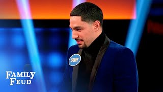 Danny Garcia and Andre Ward square off! | Celebrity Family Feud
