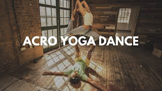 Acro Yoga Dance | Time is Gold | Intermediate / Advanced Flow