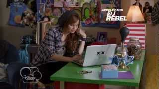 Appelez-moi DJ Rebel - Extrait - EXCLU Disney Channel