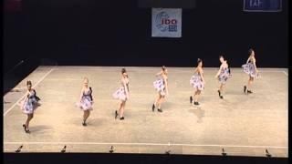 IDO World Tap dance Championships 2012, RIESA 8
