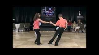 Ethan Alban and Karsyn Folds at USA Grand Nationals 2012