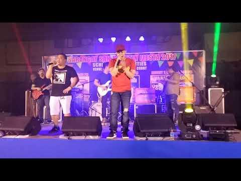 Pasmados Band @Brgy. San Agustin Fiesta Aug 28, 2017.