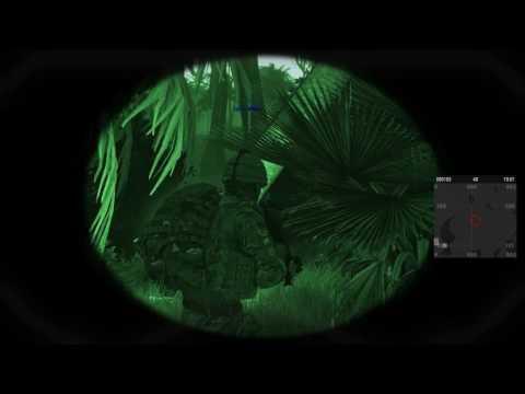 ARMA 3 - 40 Commando - Operation HURRICANE IV - 28/05/2016