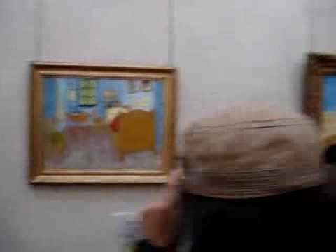 Vincent van Gogh paintings in Musee D'Orsay