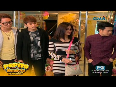 Pepito Manaloto: A visit to Department of Tourism