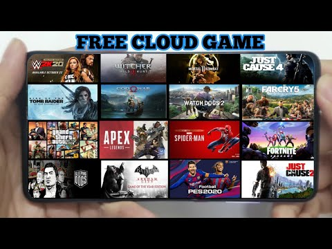 Top 5 Free Cloud Gaming Apps | Top 5 Cloud Game Apps For Android