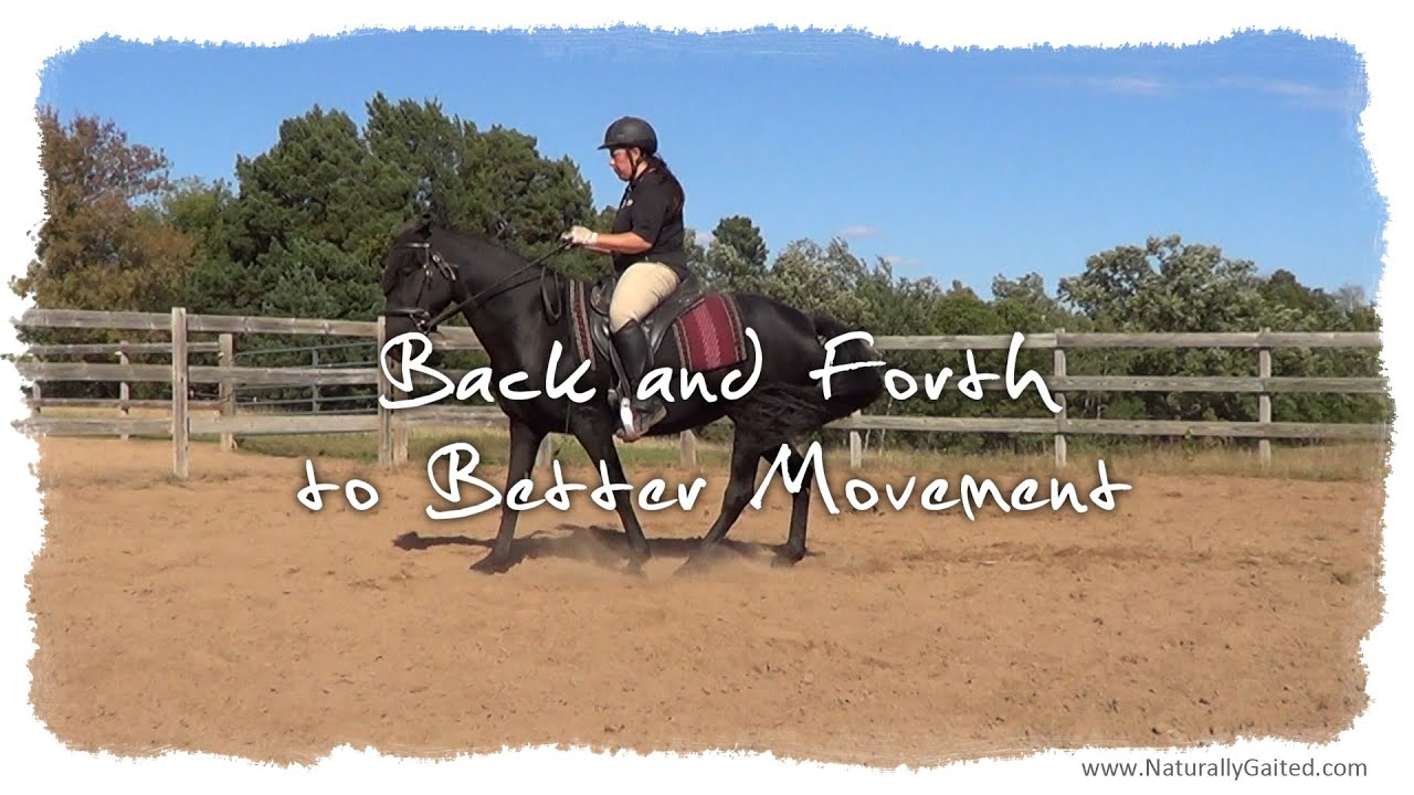 Back and Forth to Better Movement | Naturally Gaited