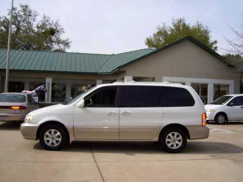 2004 Kia Sedona Ex With 47k Miles At Prestige Auto S In Ocala Florida 352 694 1234 You