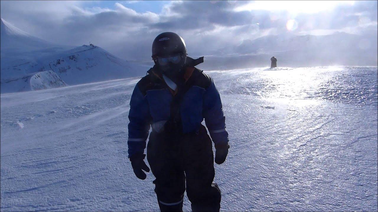 Astronauti Alle Svalbard Youtube