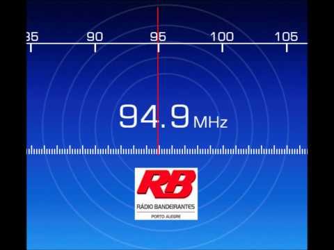 Sintonizando Rádios FM em Sapucaia do Sul - RS