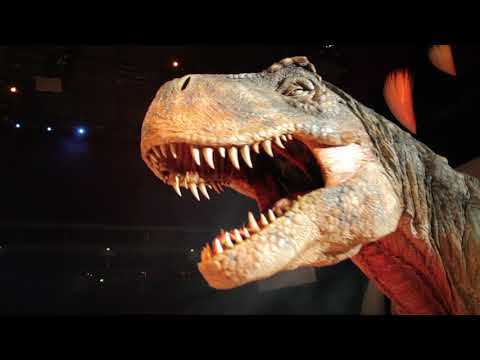 Walking With Dinosaurs--The Arena Spectacular trailer