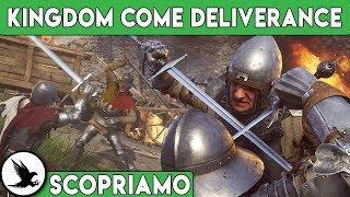 UN IMPERDIBILE CAPOLAVORO? ► KINGDOM COME DELIVERANCE Gameplay ITA [SCOPRIAMO]