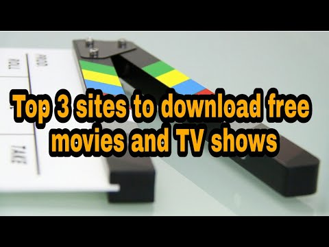 free download sites for movies and tv shows