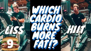 Which Cardio is Better?! | 30 Day Cheeseburger Weightloss Challenge | Day 9