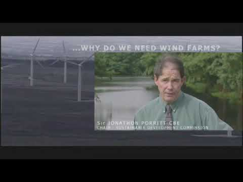 More facts about wind energy: 'Wind Power in the UK' DVD Part 3