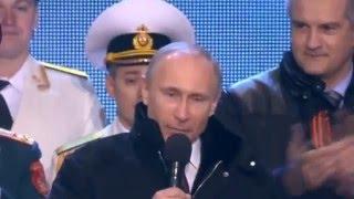 Крымская весна: как это было