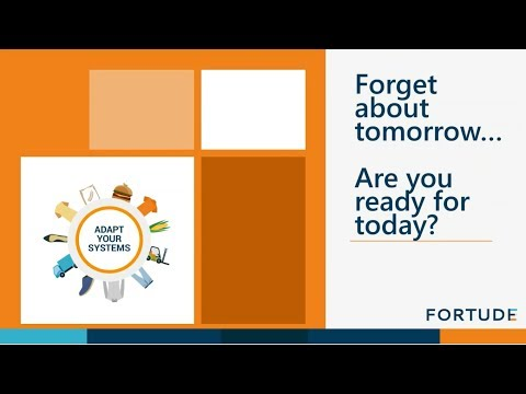 What Your Information System Can Do For You Now! - Webinar