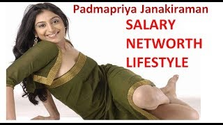 Padmapriya Janakiraman Income, house, cars, family, lifestyle | Top Ideas