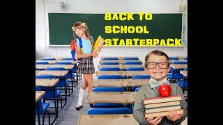 Backtoschool Starterpack 2019 Review #backtoschoolemergencykit2019