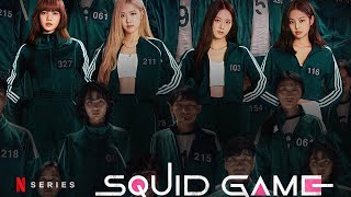 Download Mp3 All 4 BLACKPINK girls cast for Squid Game 2