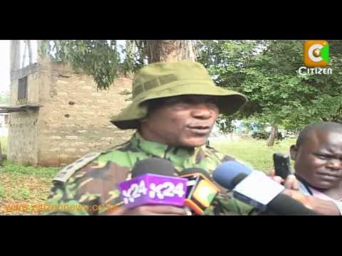 Kiongozi wa MRC Akamatwa