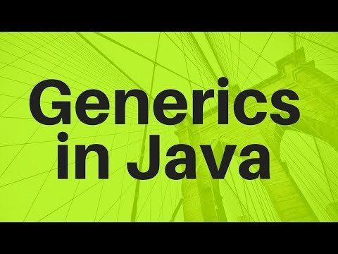 generics-in-java
