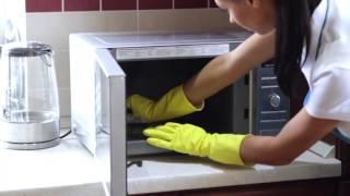 видео уборка квартир профессионально