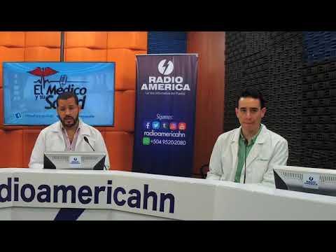 El Médico y su Salud  Lunes 26 de marzo      Radio América Honduras