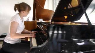 Stilblüte spielt Chopin Walzer op.69,1 As Dur