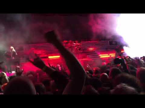 Lamb of God - Omerta / Ruin Live @ FivePoint Amphitheater 5.11.18