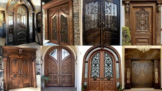 Eye Catching Main Entrance Wooden Door Designs//modern Wooden Door Designs For Main Door Images