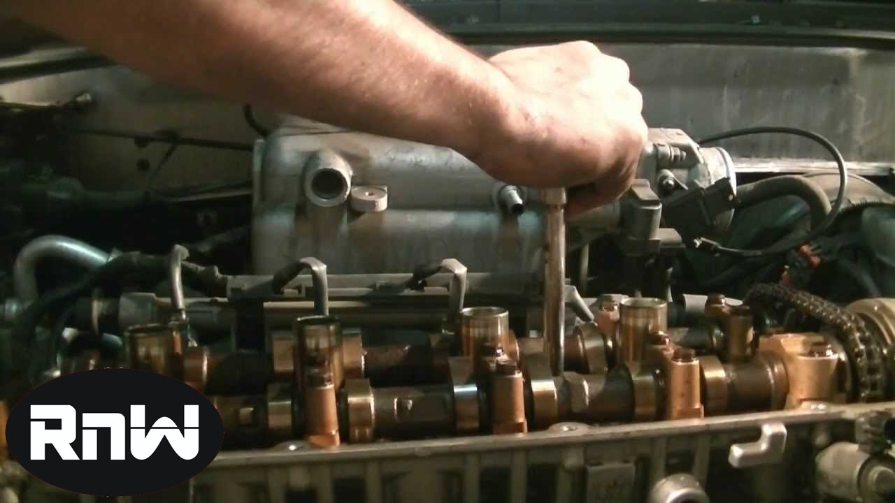 How To Replace A Head Gasket Part 3 Youtube