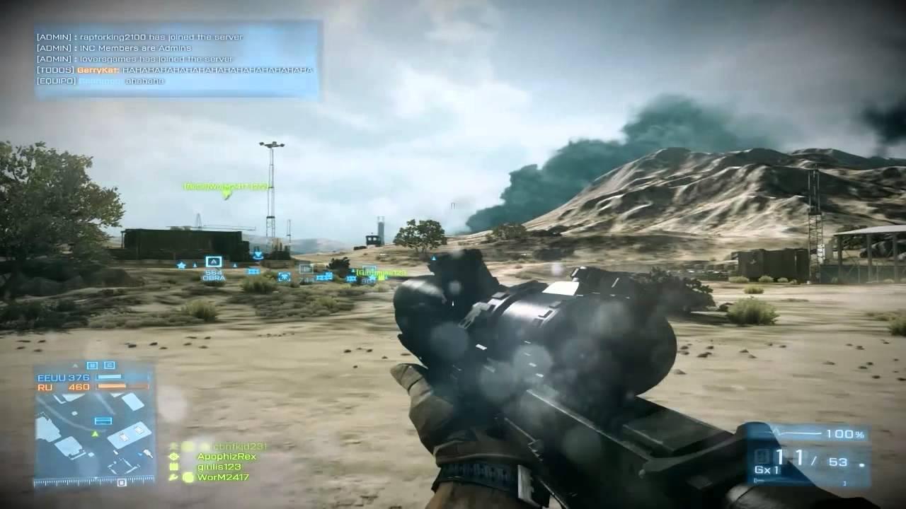 Battlefield 3 Online Spielen