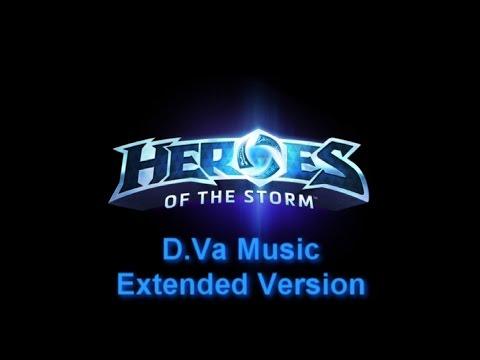 D.Va Music Extended Version (Dva Music) - Heroes of the Storm Music
