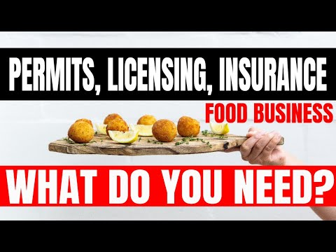 How To Start A Business Food Business Permits And Licensing Insurance