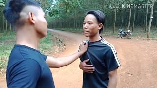 Phim ngắn   giang hồ trong làng  