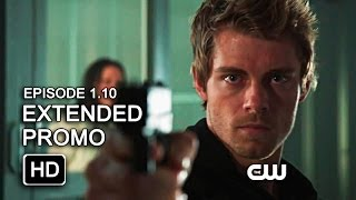 The Tomorrow People 1x10 Extended Promo - The Citadel [HD]