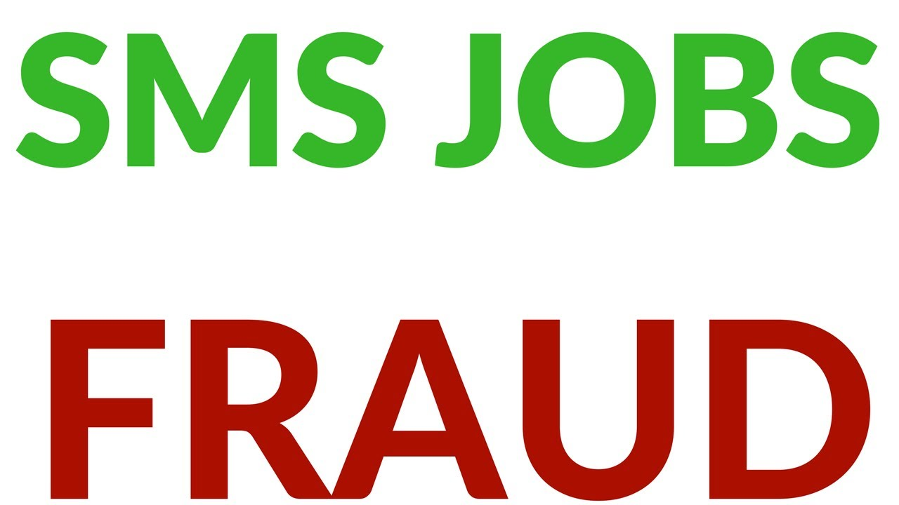 SMS Fraud Scam Be Aware Must Watch Sms Sending Job Exposed By Online Hindi  Tips