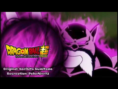 Dragonball Super - Hakaishin Toppo theme (HQ Recreation)