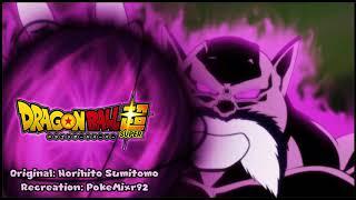 Dragonball Super - Hakaishin Toppo theme (HQ Recreation)