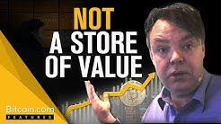 Rick Falkvinge: BTC is NOT a Store of Value | Bitcoin.com Features