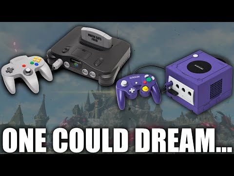 So An N64 and Gamecube Classic STILL might be coming? (Prob Not)