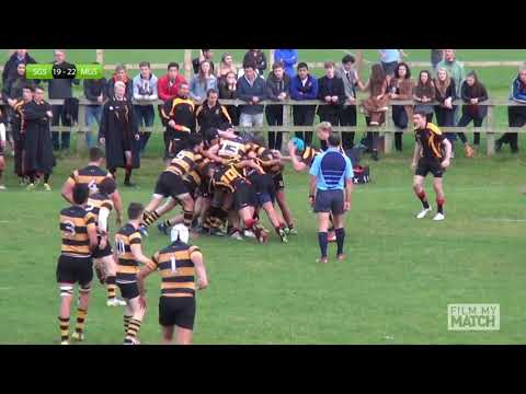 George Chatterton School Rugby Highlights