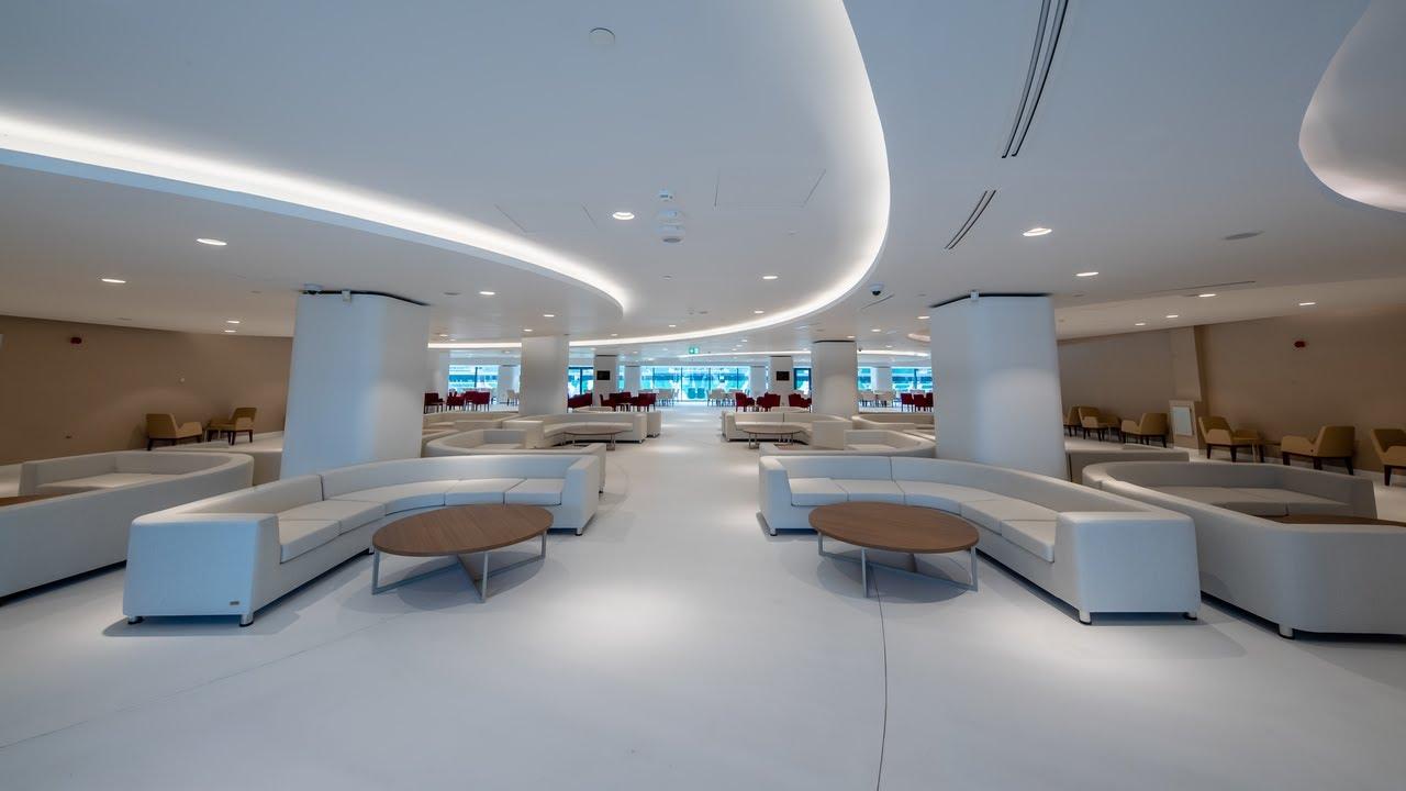 Education City Stadium in 360° | Qatar 2022 استاد المدينة التعليمية بتقنية ٣٦٠° | قطر ٢٠٢٢