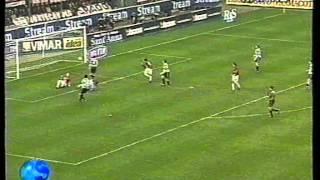 Serie A 1999/2000: AC Milan vs Juventus 2-0 - 2000.03.24 -