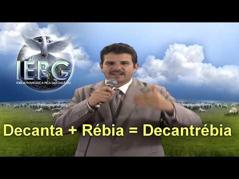 Aula de Línguas Estranhas - Pastor Arnaldo
